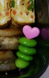 【弁当】可愛い枝豆